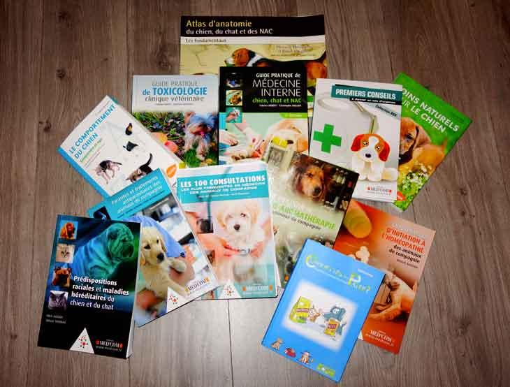 bibliotheque santé du chien